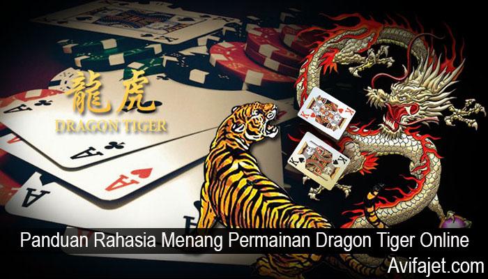 Panduan Rahasia Menang Permainan Dragon Tiger Online